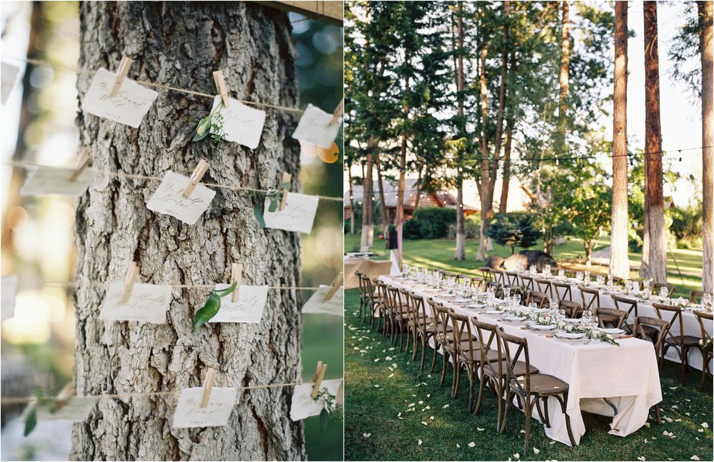 Intimate Montana Destination Wedding at Glacier Mountain Lodge ©Jeremiah and Rachel Photography http://jeremiahandrachel.com