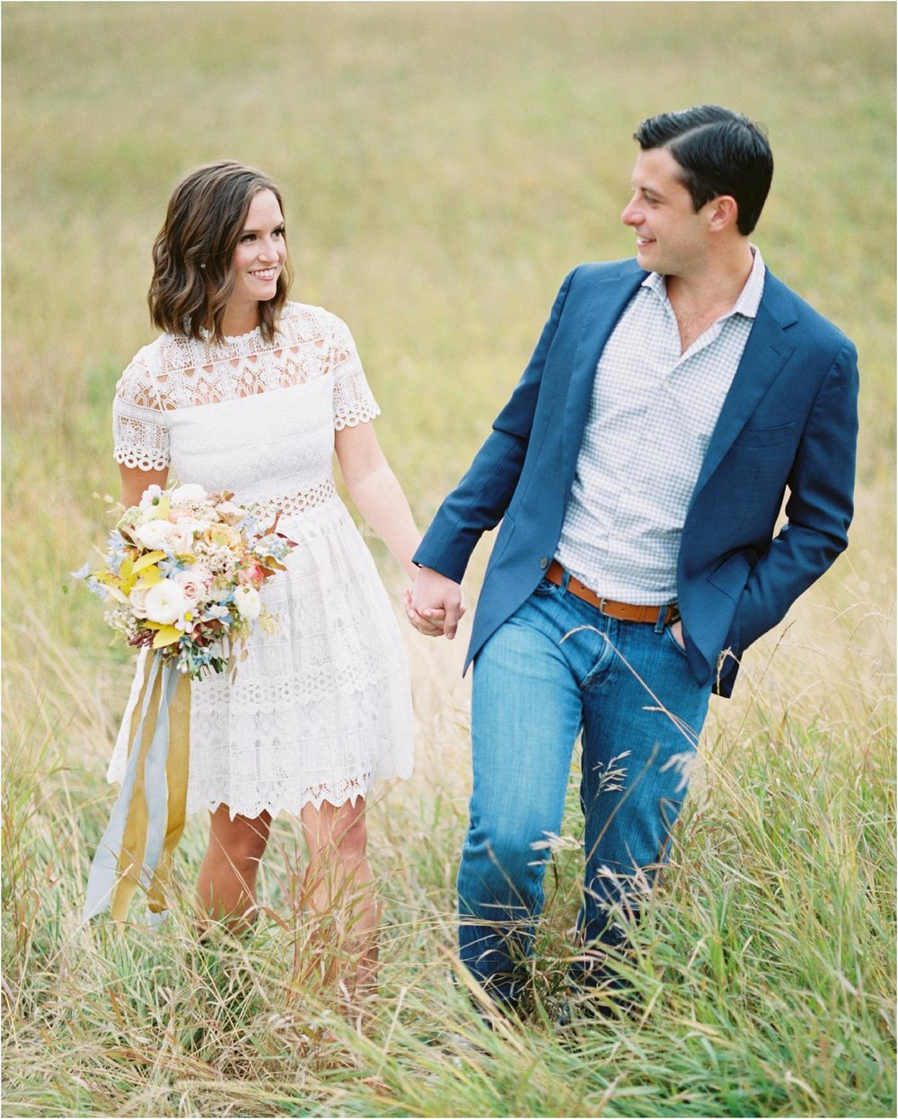 Engagement at Green Valley Ranch, Montana Wedding. Florals by Greenwood Events http://www.greenwood.events/