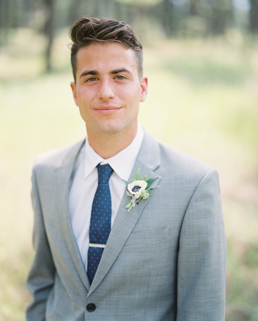 Kathleen + David | Sweet Romantic Summer Wedding | Montana Wedding ...