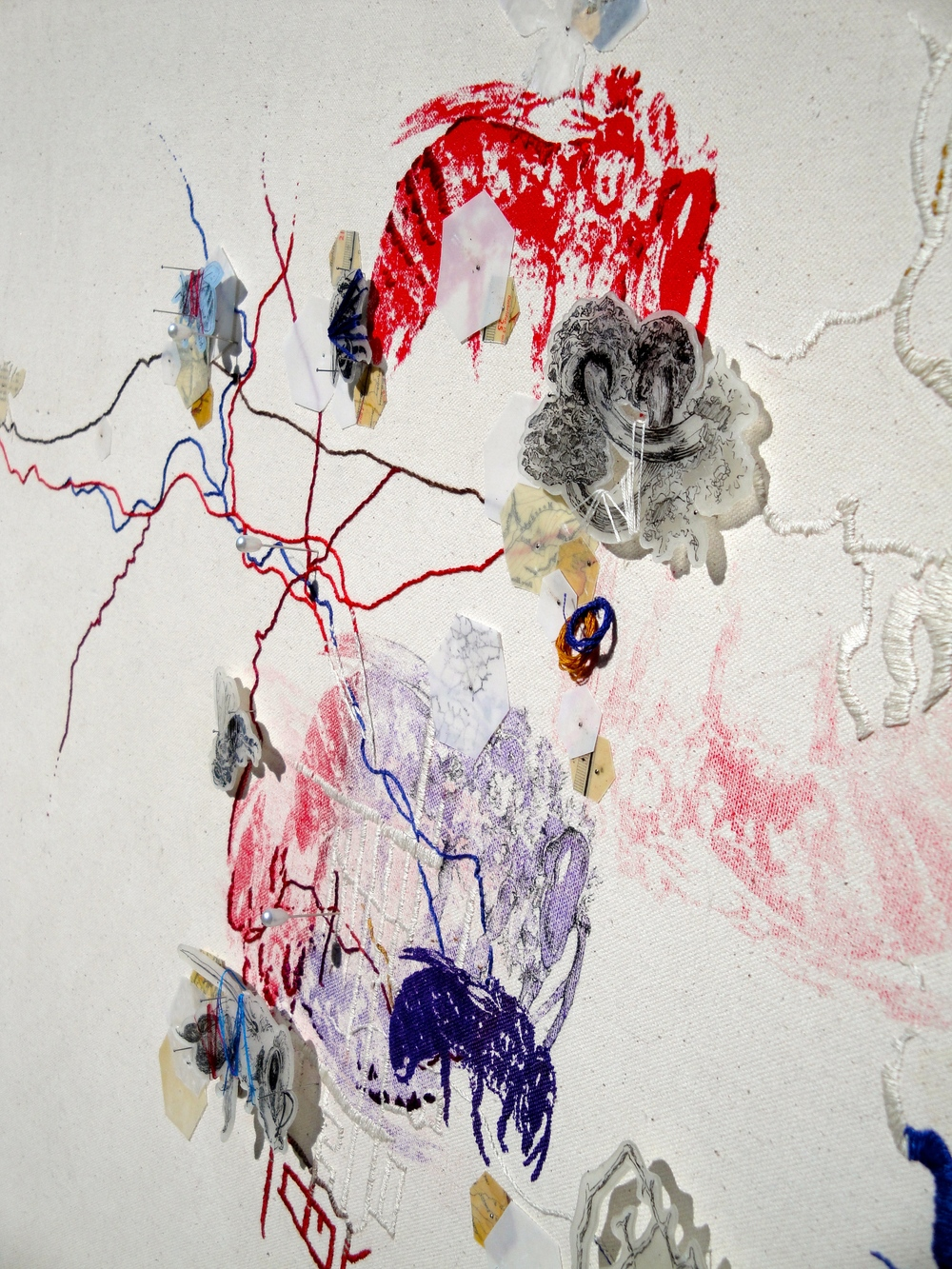 Mapping the Mind (detail)