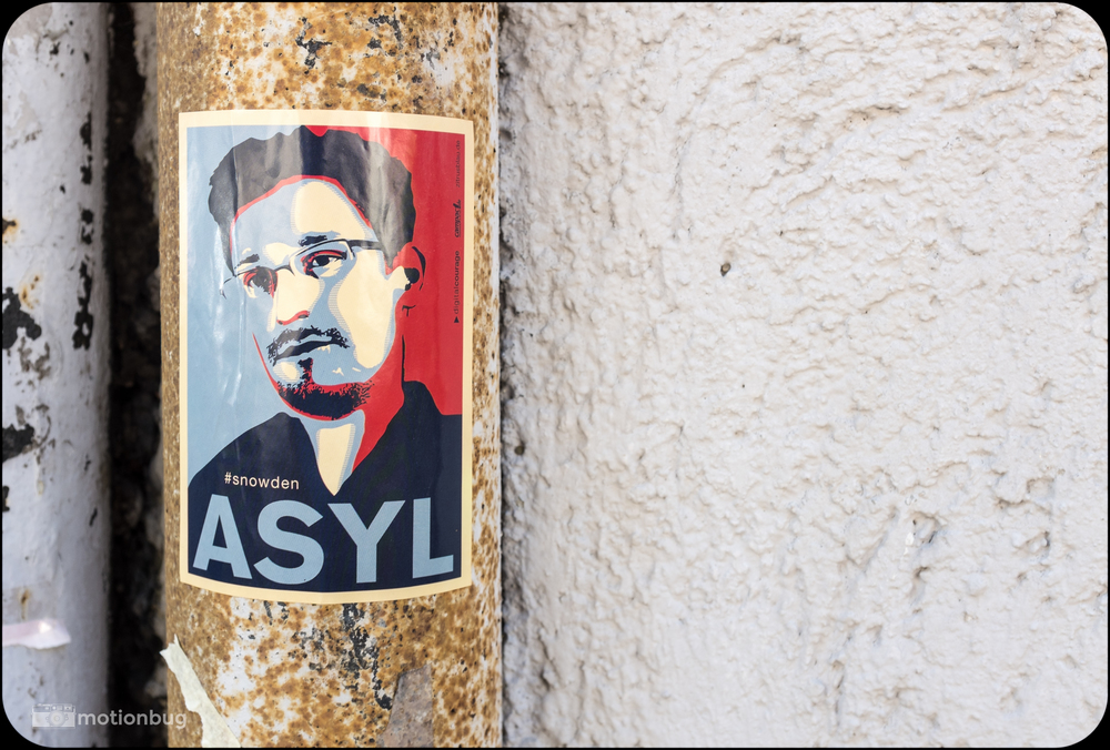 Assuming ASYL stands for asylum, it's asylum for #snowden
