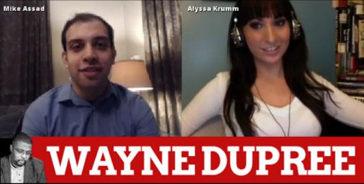 Mike Assad joins the Wayne Dupree Show