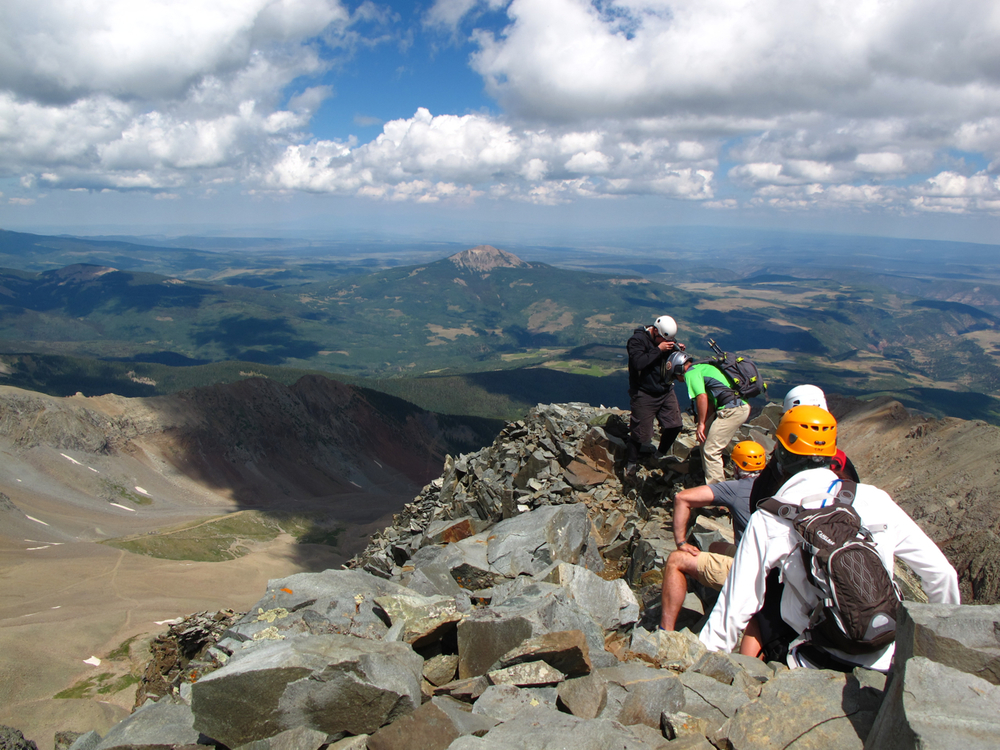 Wilson Peak Summit