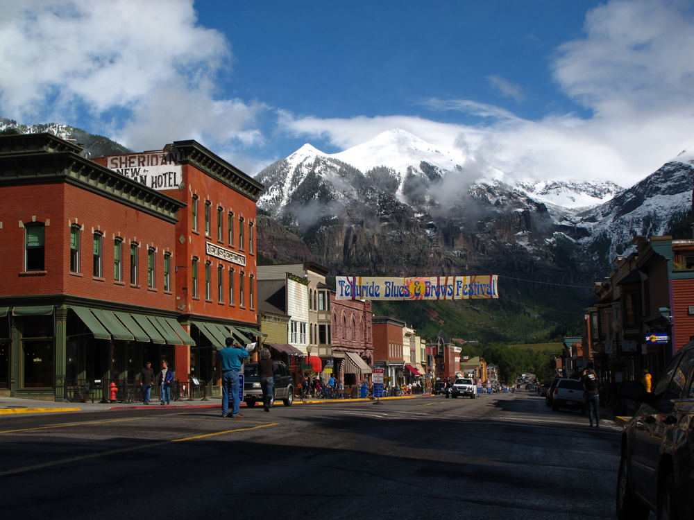 Telluride, full of festivals and fun!