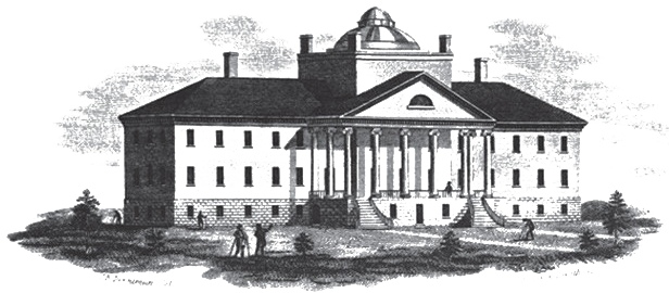 The Bulfinch Building at the Massachusetts General Hospital
