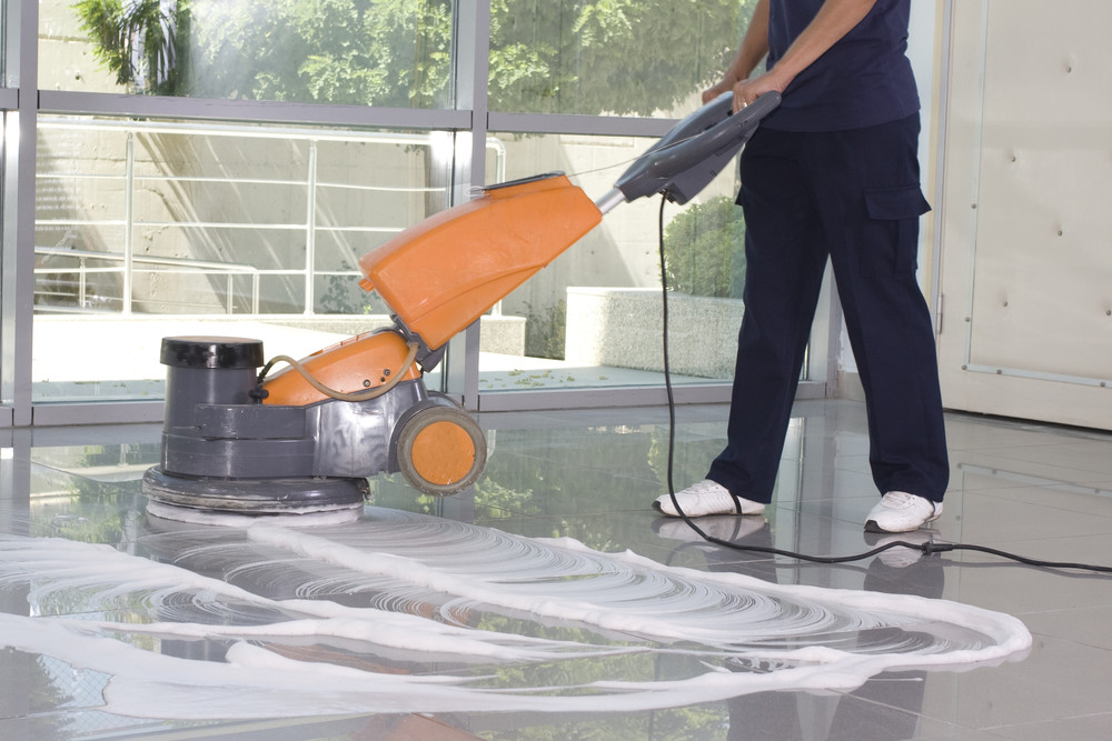Tile and Marble Floor Cleaning