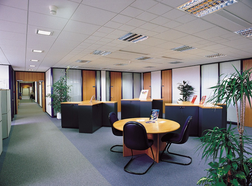 office buildings golden eagle cleaning service