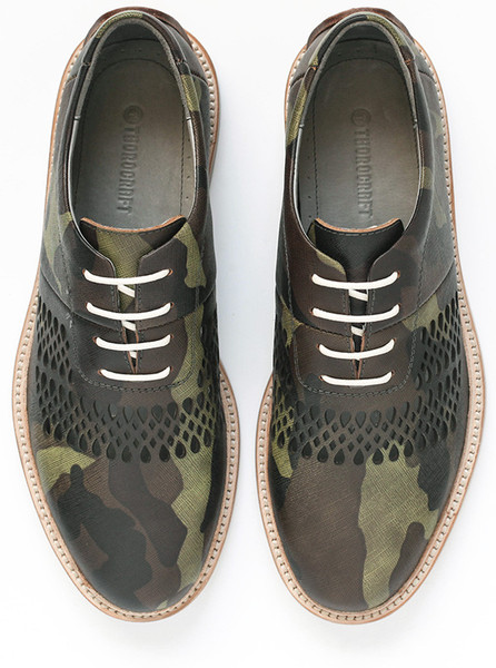 The Mercer - Cammo
