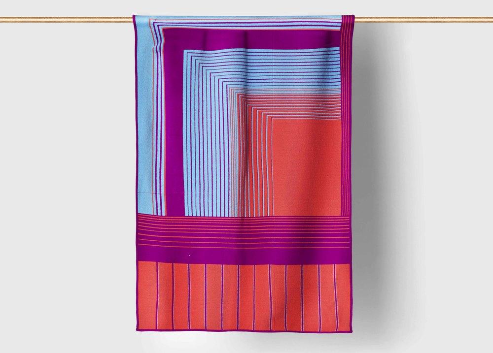 Isoline Blanket
