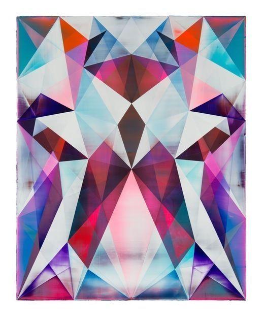 Rhombus (Origami), 2013