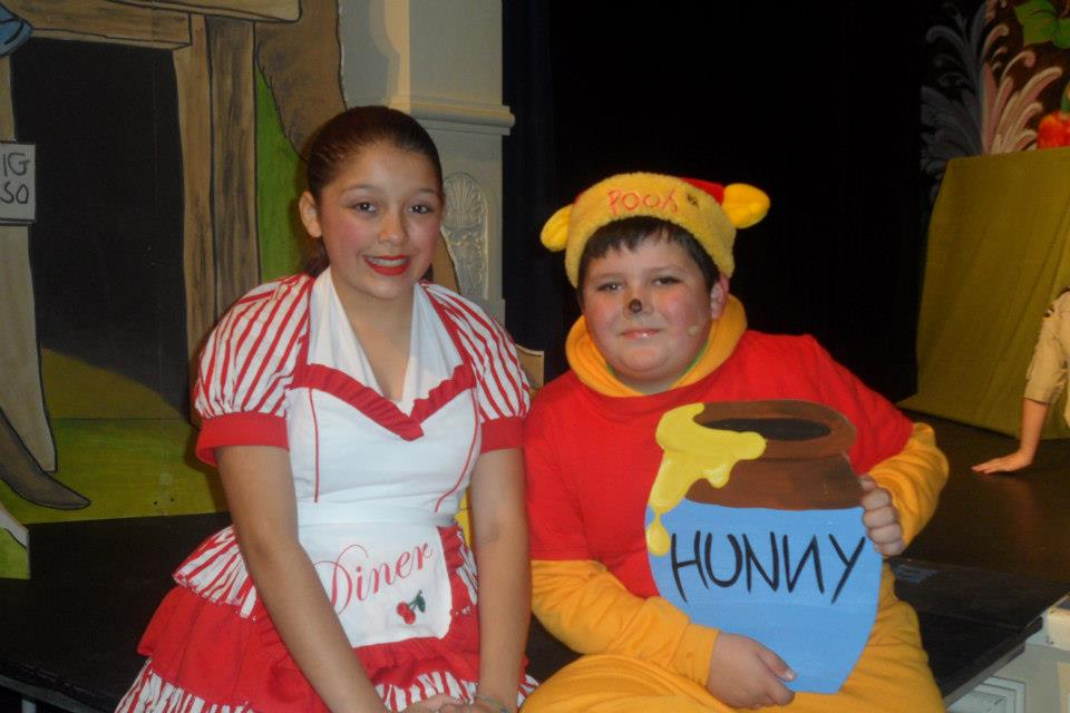 Jingle Jell Jukebox / Winnie the Pooh Jr.