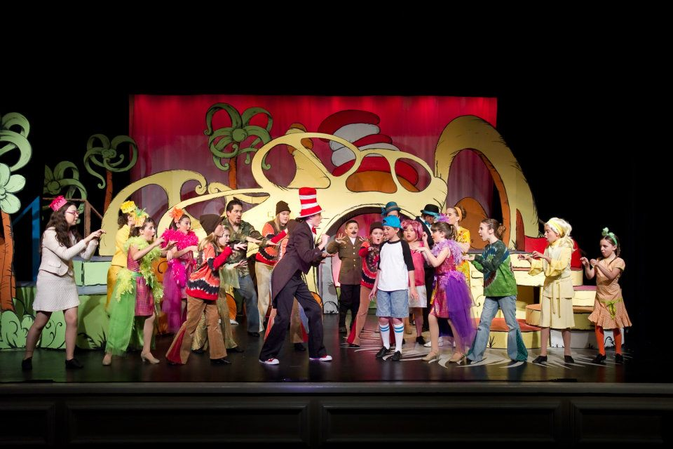 Seussical Jr.