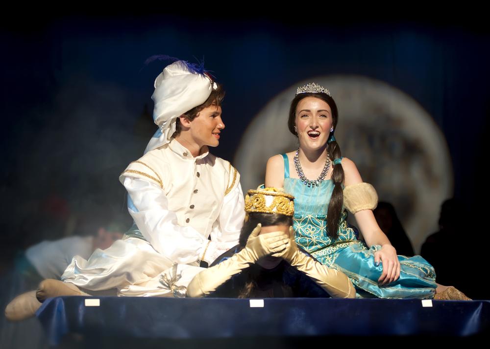 Aladdin Jr. - Bellomy Cast