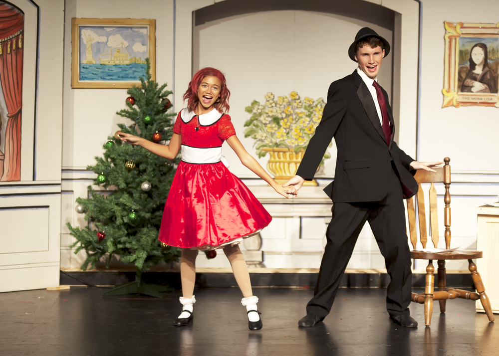 Annie Jr. (Hoover Cast) 2014