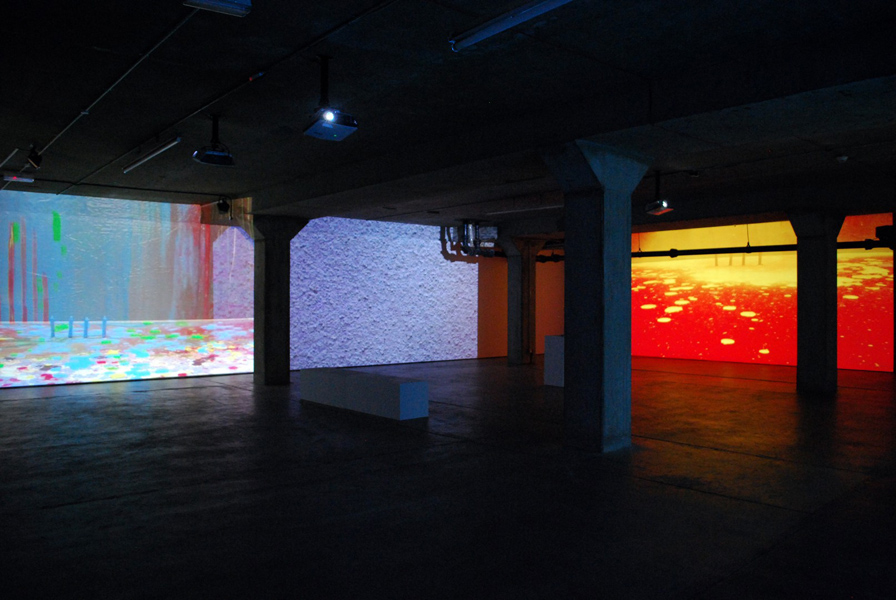 I.D.S.T. Installation view, Block336 London 2012