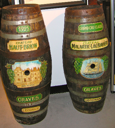 French Wine Barrels 1925 Courtesy of WELLESLEY HOUSE, LTD Fine English Antiques     Lake Forest, Illinois