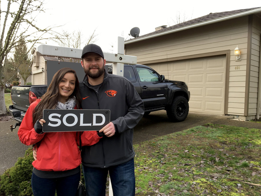 - We are first time home buyers and he took the time to walk us through everything we needed to know without overwhelming us. We trusted him from the first meeting. He provided extremely valuable feedback and advice and we believe he is the reason we were able to land our first house with a near perfect buying experience. Not only was Ben extremely knowledgeable, but he was also extremely easy to communicate with and he was always available.Kristen and Aaron in Hillsboro, Oregon