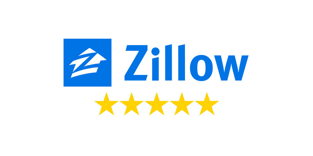 5/5 on Zillow - Out of 42 reviews. See them here.