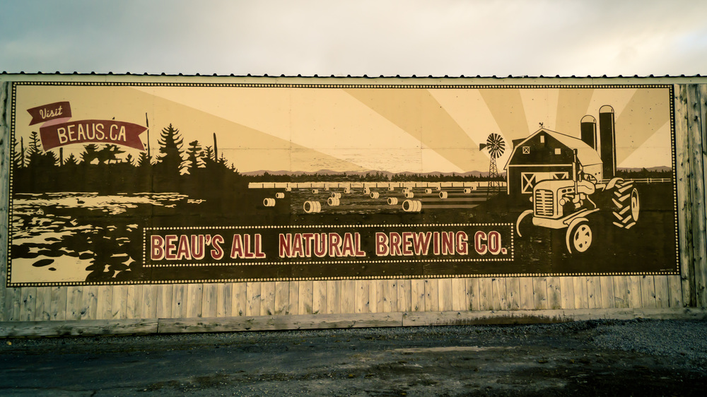 Images Courtesy Beau's All Natural Brewing Co.