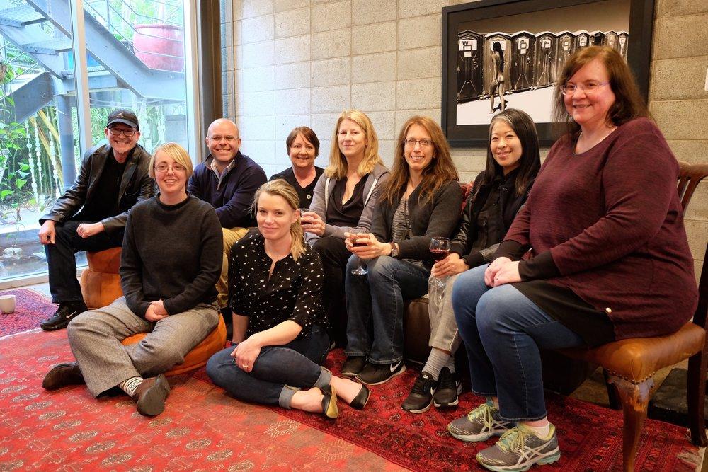 UCLA Ext. Writers' Program Master Workshop in the Novel, 2018