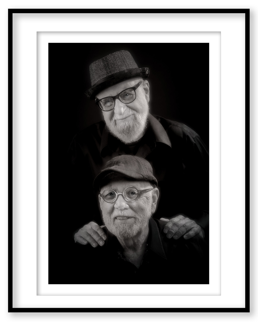 Ed & David Bobrow - Framed.jpg