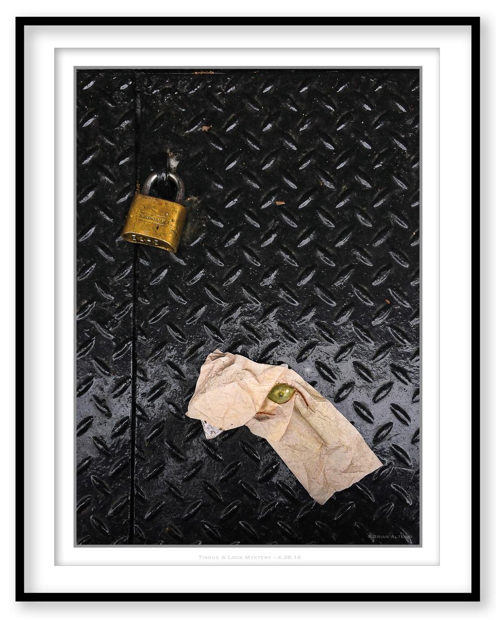 Tissue & Lock Mystery - 4.28.16 - Framed.jpg