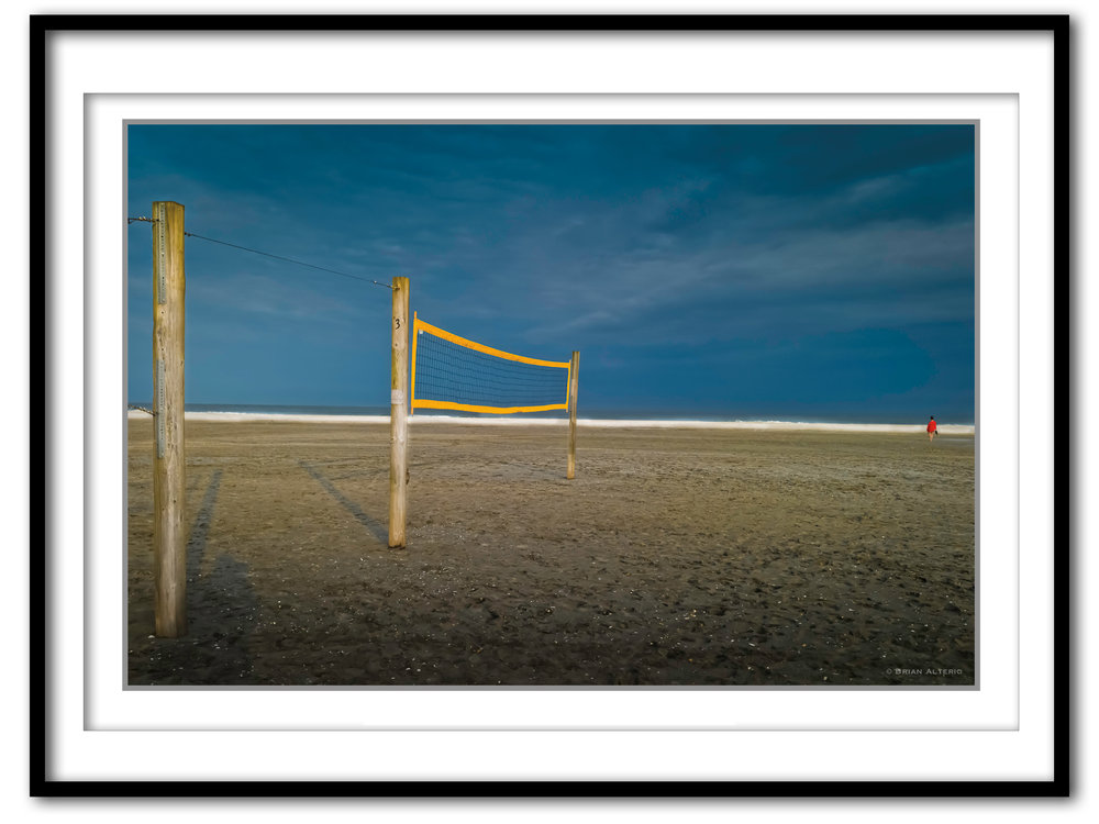 Brigantine Beach, NJ  #9 - 5-26-17 - Framed - Framed.jpg