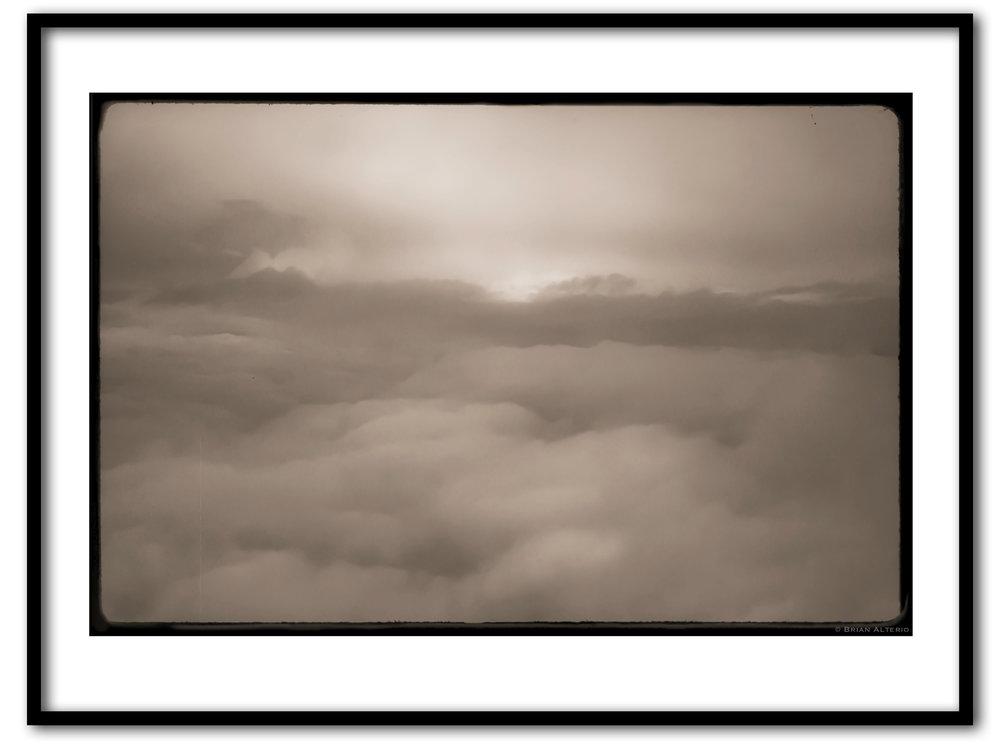 Brigantine, NJ From The Air - 5-25-17 - Framed.jpg