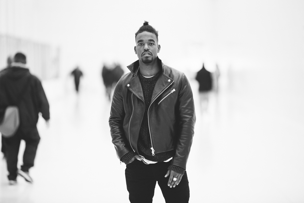 Luke James, 2014. 1 World Trade Center