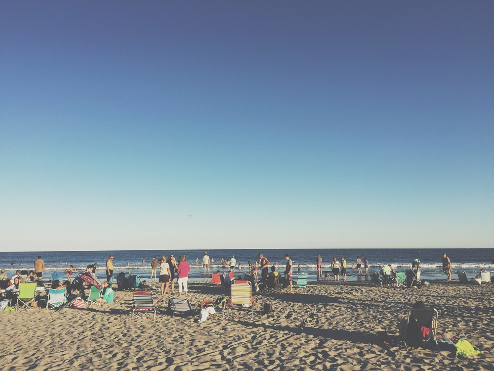 Naragansett Beach
