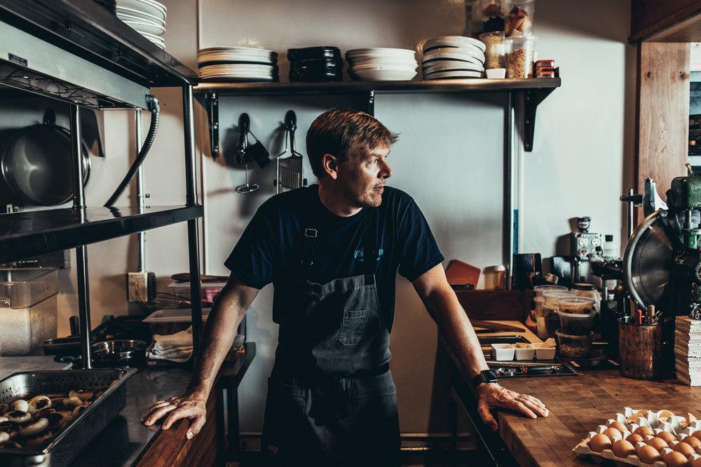 Chef Brian Miller