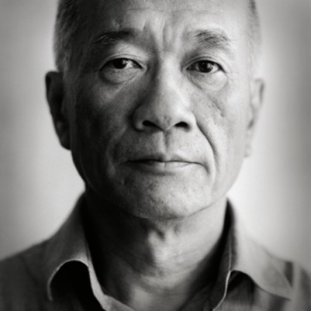 Portrait of Tehching Hsieh,Photography:© Marco Anelli 2009,Courtesy: Sean Kelly, New York