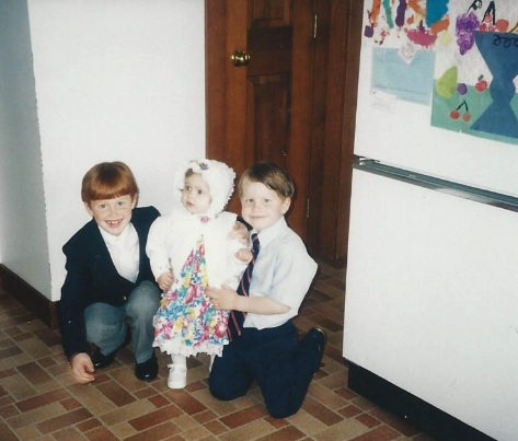 Easter 1996