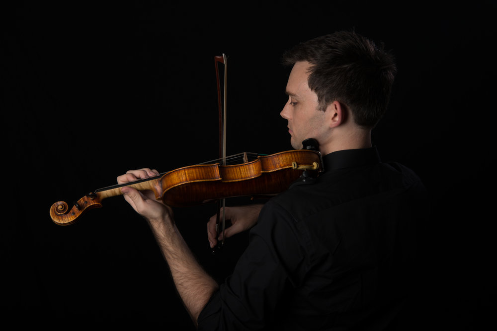 musician portfolio session