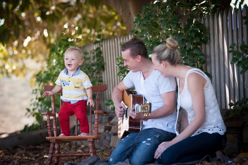 out door family session Marina Birch Photography
