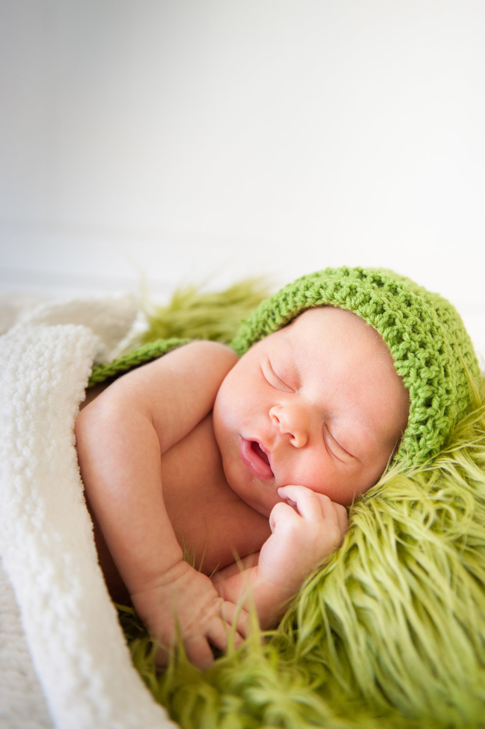 Newborn session Marina Birch Photography