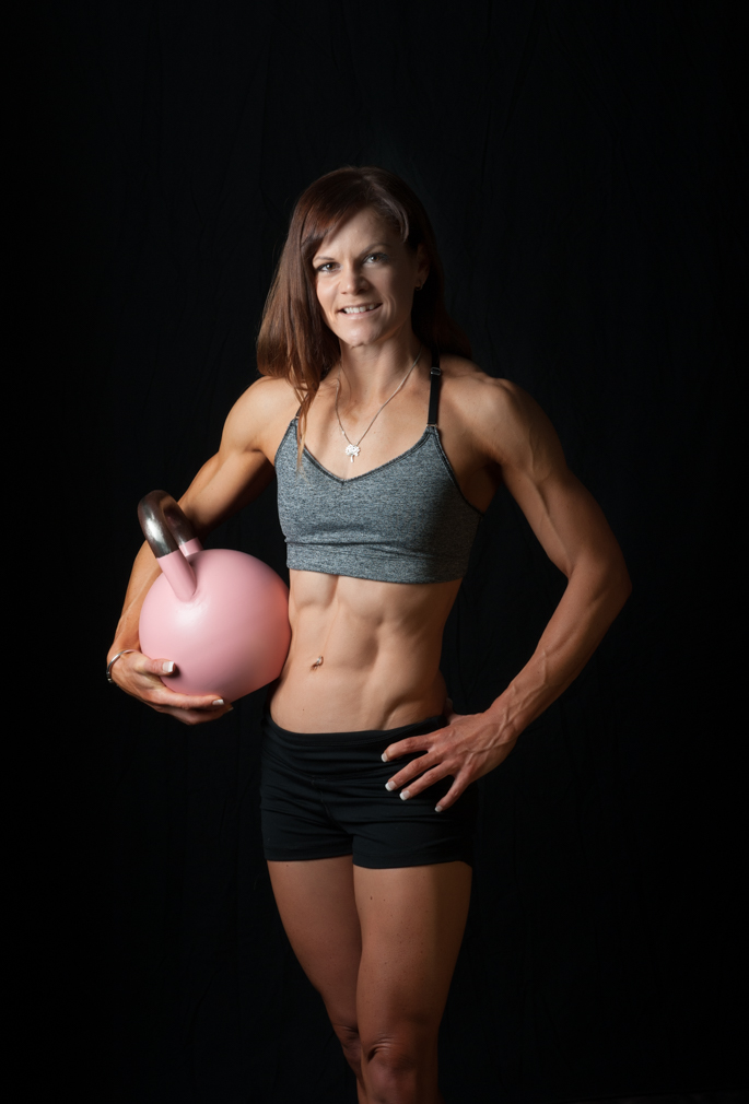 Marina Birch Photography body building session