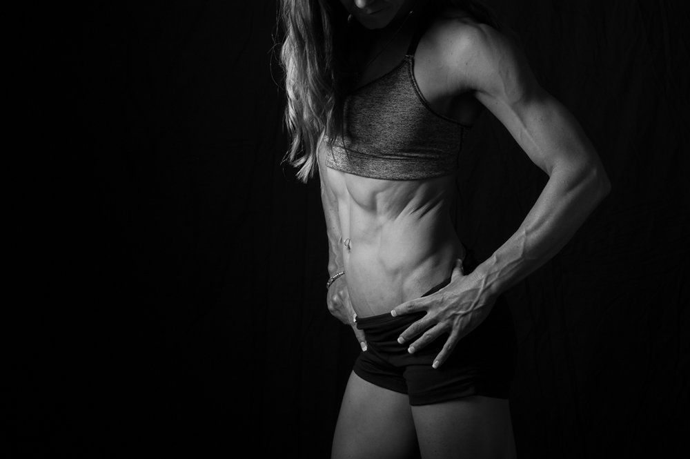 Body building session Marina Birch Photography