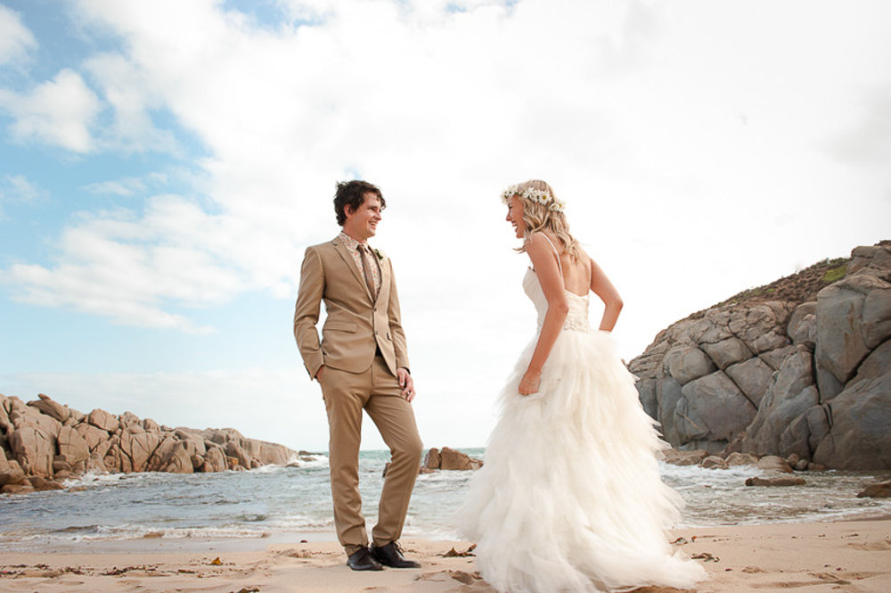 Port Elliot Wedding - Click to see more