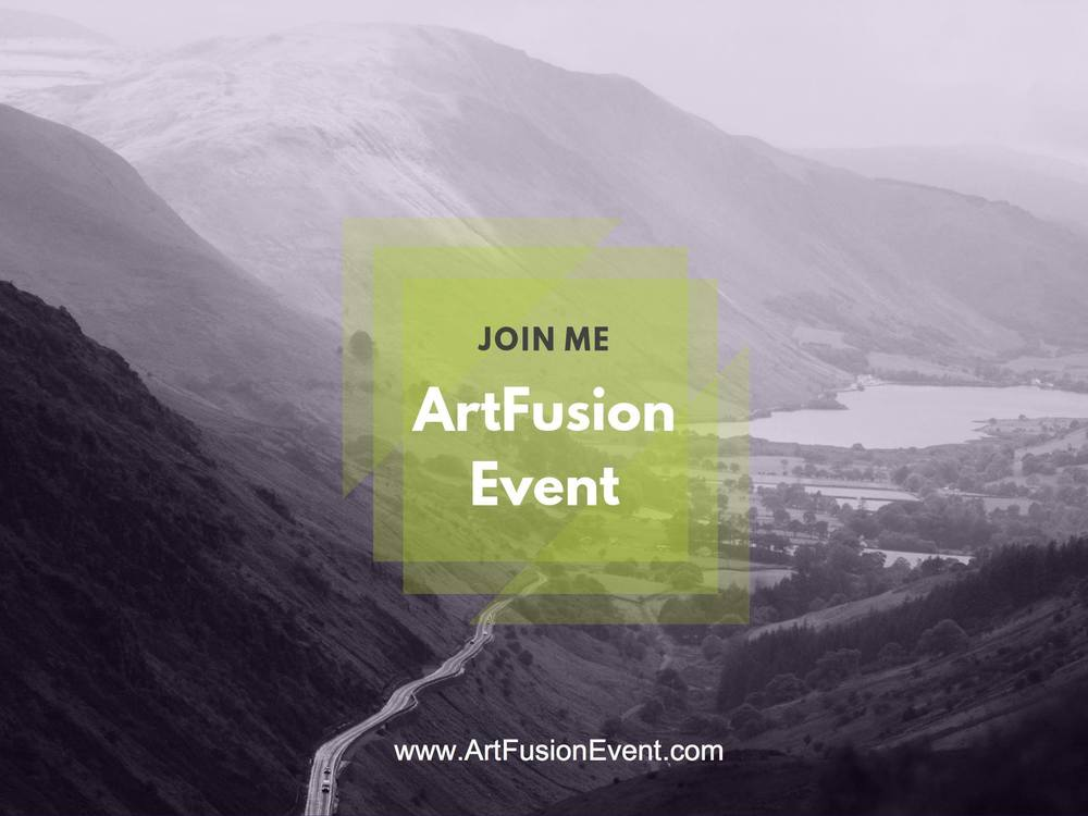 I am looking forward to seeing old friends and meeting new ones at Artfusion2016!Stop by and see me at the Design 7 Seven Booth! October 26-29, 2016 Estes Park, Colorado