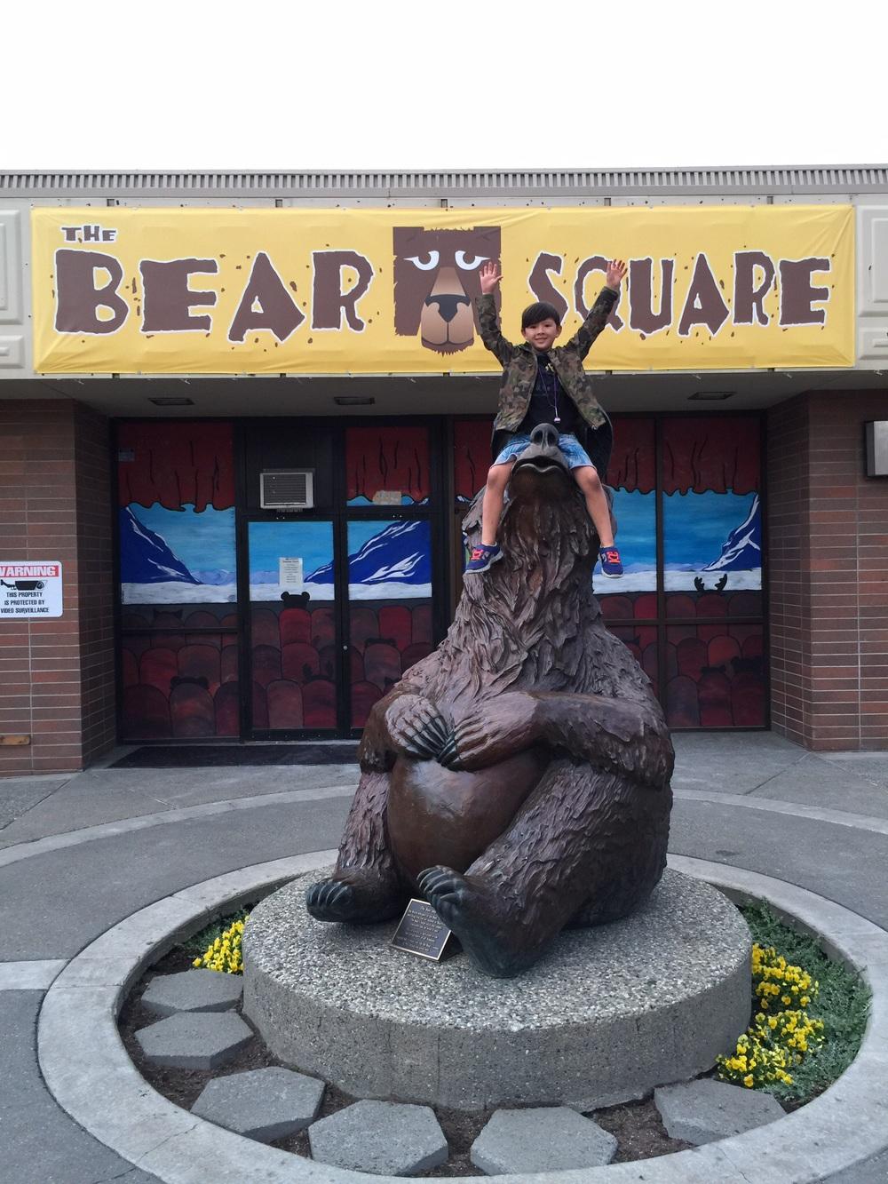 Anchorage - Bear Square