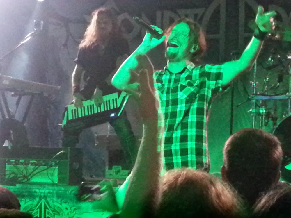 Sonata Arctica frontman Tony Kakko