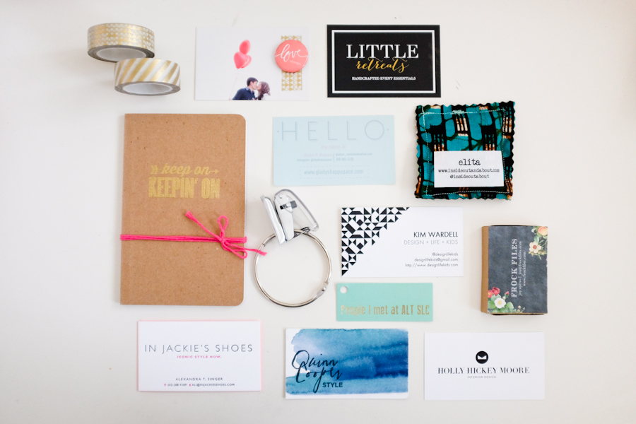 alt summit 2014 | the business of business cards. - Megan Tsang ...