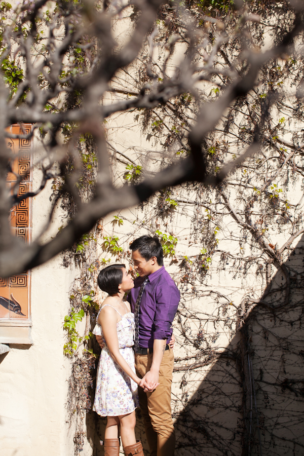 Christine & BeeJae | Napa Valley Engagement Session