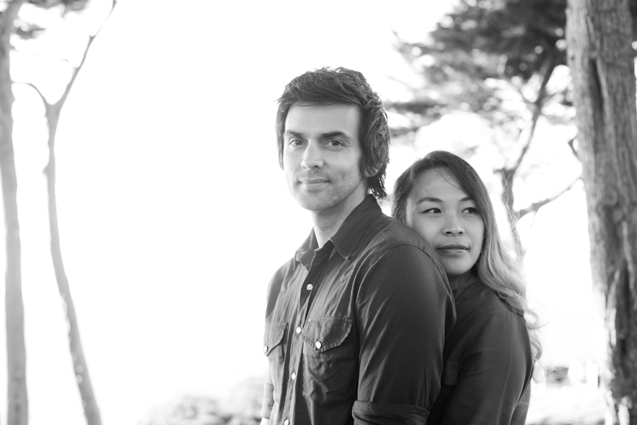 San Francisco Portrait Photography | Ruby & Ben