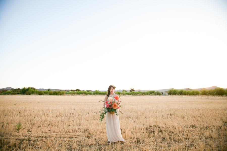 Modern Rustic Wedding
