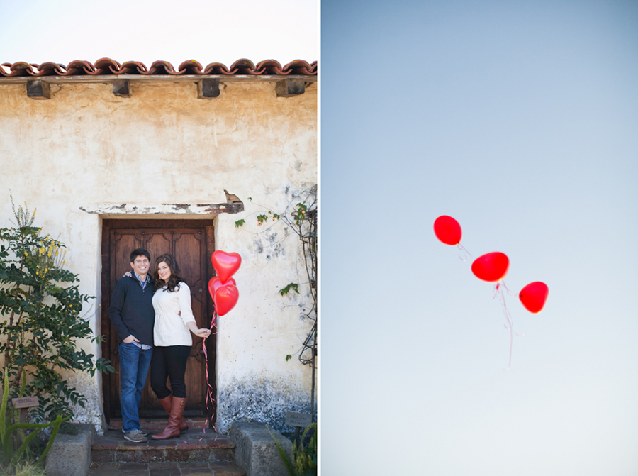 Brittney & John | Carmel engagement photography