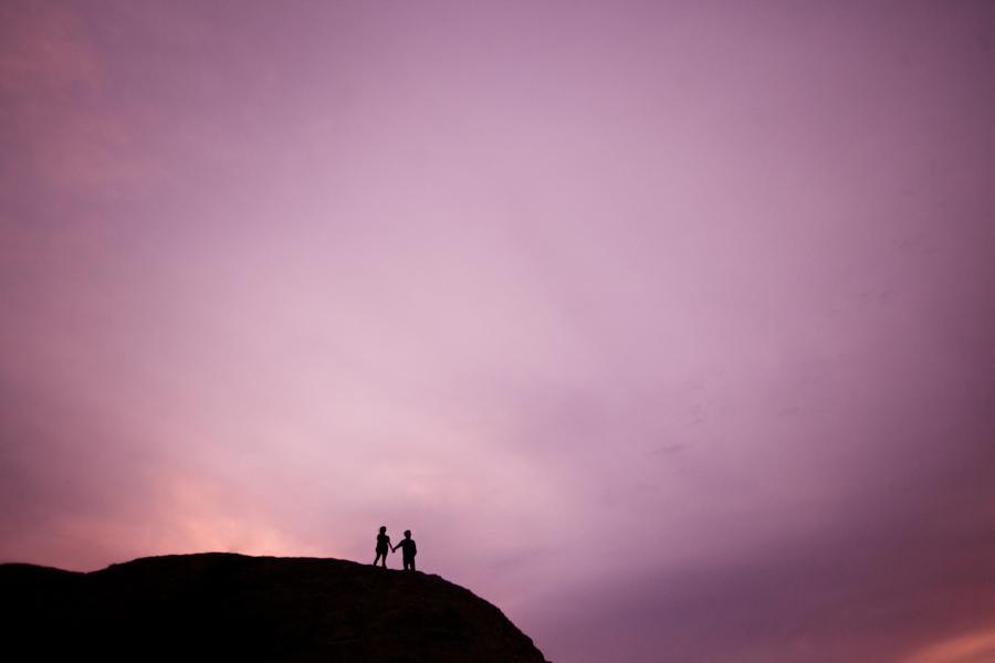 Lands End Engagement Photography | Melissa & Alex