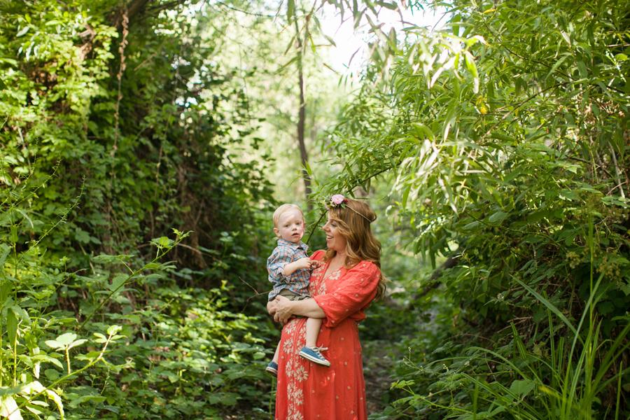 Lake Chabot Maternity Session