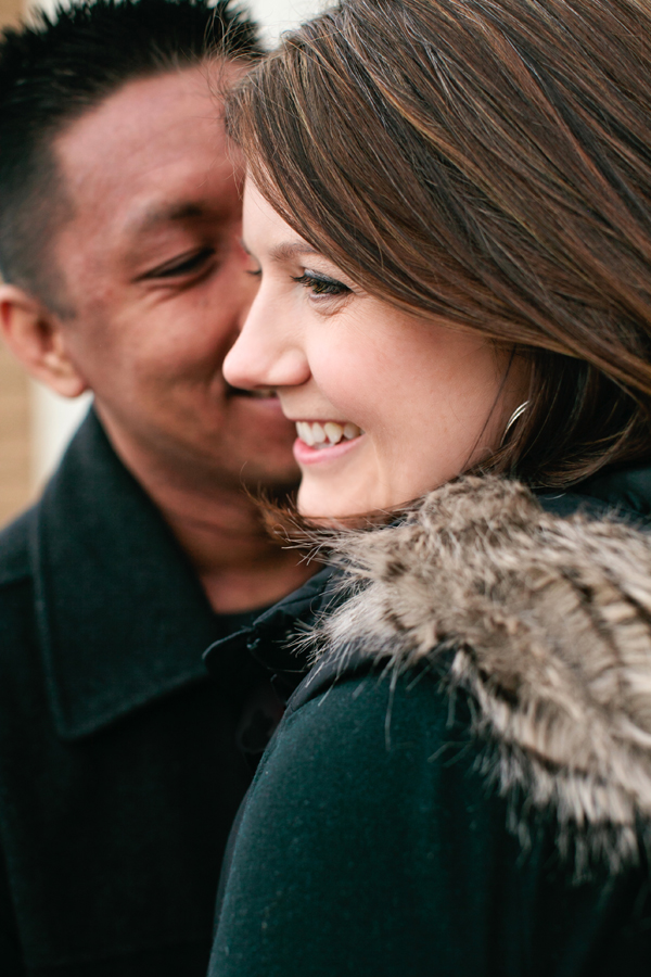 Michele & Sam | San Leandro Engagement Session